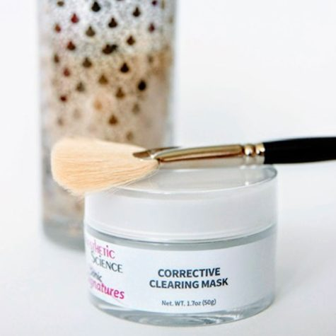 Aesthetic Science Skincare's professional skincare product Corrective Clearing Mask