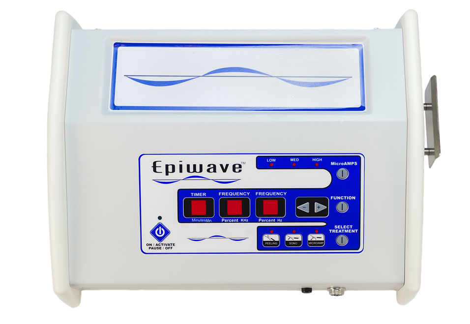EpiWave™ Ultrasonice ultrasound skincare machine