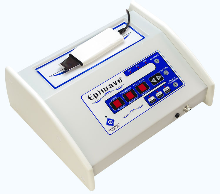 EpiWave™ Ultrasonic ultrasound skincare machine