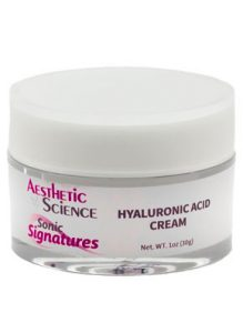 Aesthetic Science Skincare's professional skincare product Hyaluronic Acid Cream