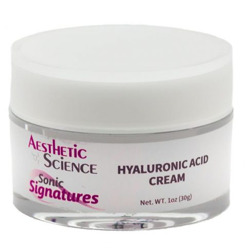 Aesthetic Science Skincare's professional skincare product Hyaluronic Acid Cream