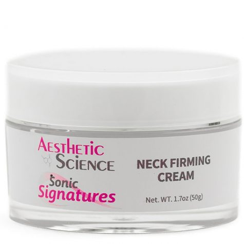 Aesthetic Science Skincare's professional skincare product Neck Firming Cream