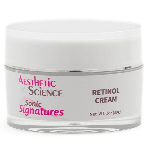 Aesthetic Science Skincare's professional skincare product Retinol Cream