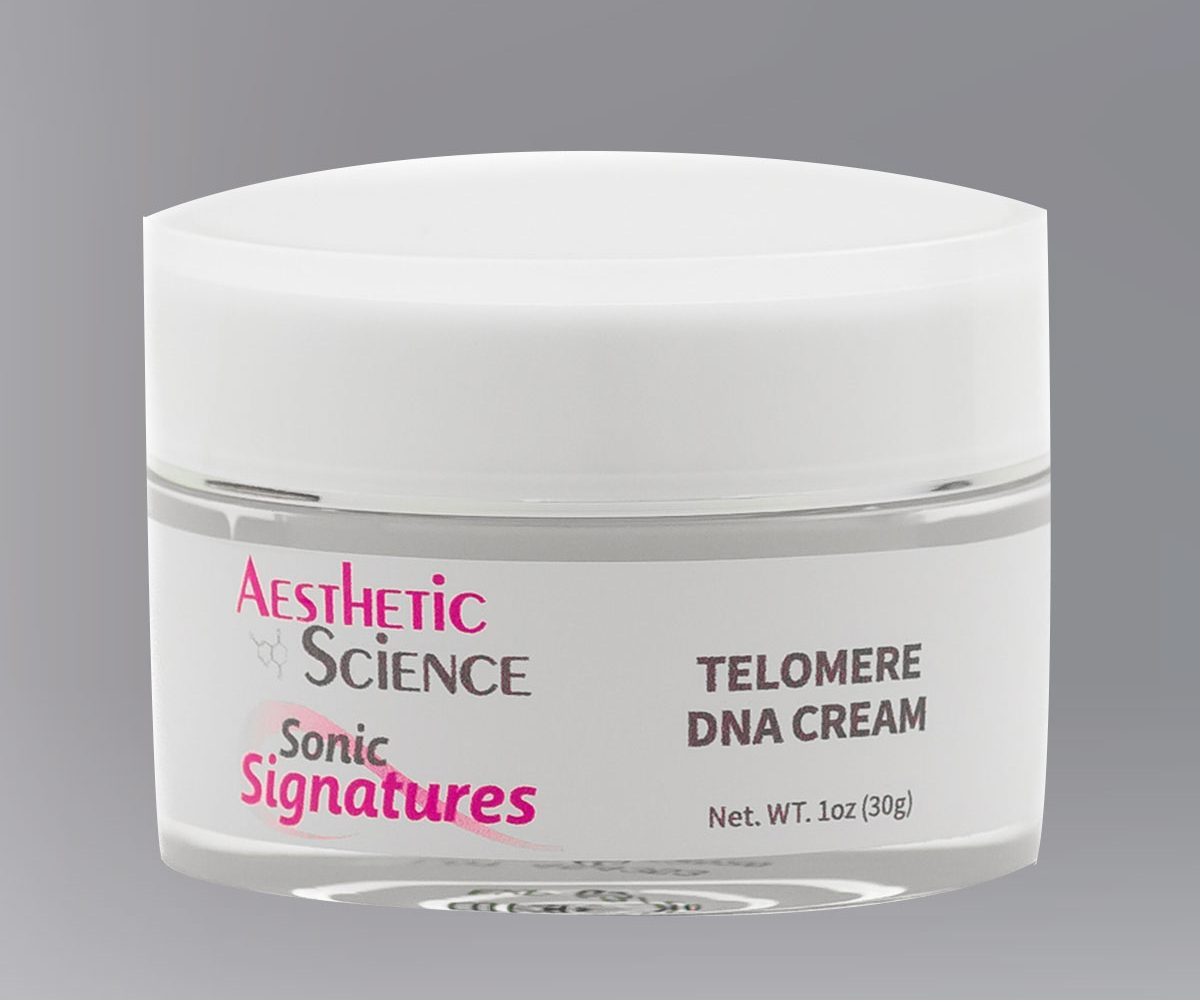 Aesthetic Science Skincare's professional skincare product Telomere DNA Cream
