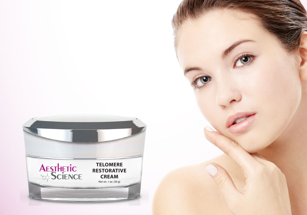 Aesthetic Science Skincare's Telomere Restorative Cream
